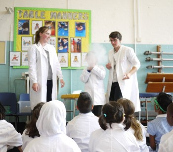 Science day – a day of experiments, investigations and fun.