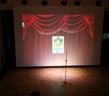 Ambler comedy night raises £2,300 and howls of laughter