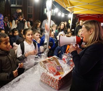 Ambler's wonderful Winter Fair raises over £3000