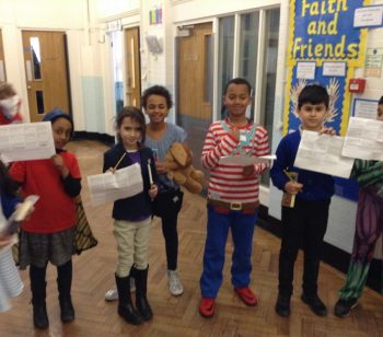 Ambler celebrates World Book Day in style with fabulous costumes
